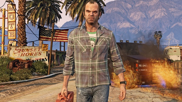 《侠盗猎车OL》大批玩家莫名被封号 R星做出回应